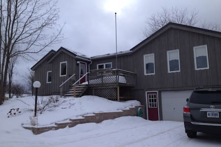 Country home close to Collingwood! - Haus