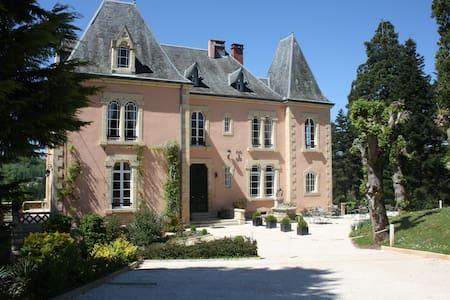 Chateau du Bois Noir - Oda + Kahvaltı