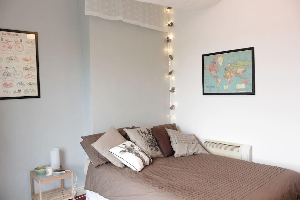 Lovely room - Heart of Portobello