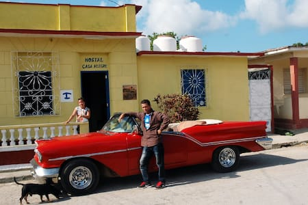 Hostal Casa Alegre (Casilda Trinida - Casilda - Maison