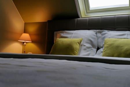 Bed and Breakfast Huyze Filez  - Szoba reggelivel