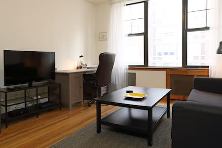 1 BR - Perfect Upper West Location