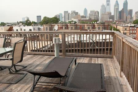 Superhost Center City Philadelphia - Filadélfia - Casa