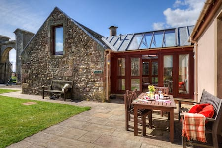 West Lodge – Contemporary country - Duns - Casa
