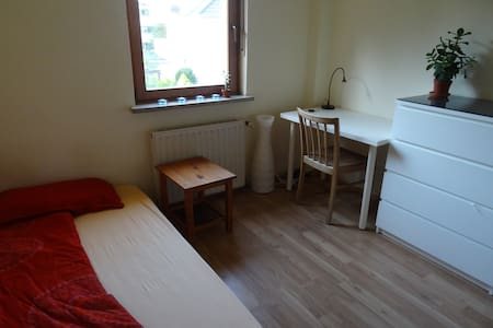 quiet room, 25 min to Oktoberfest - Apartamento