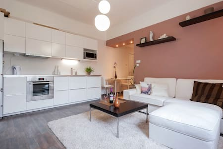 Exclusive&Cosy apt. w/ private access - 10%OFF - Budapest