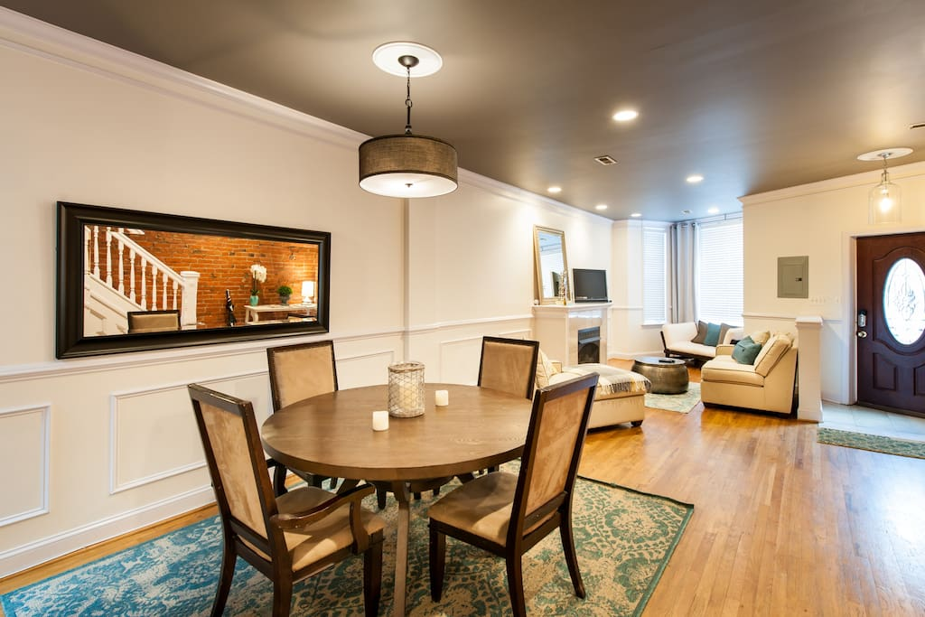 Beautiful 3 Bedroom In Heart Of Dc Houses For Rent In Washington