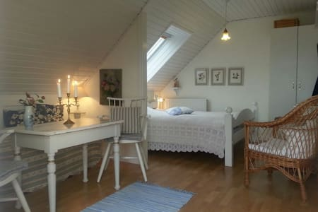 Romantic cozy rooms near JUELSMINDE - Bed & Breakfast