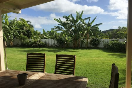 A Travelers' Oasis in Kailua, Oahu - Dom