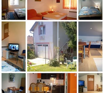 Corry Room for 3 persons with WiFi - Bilje