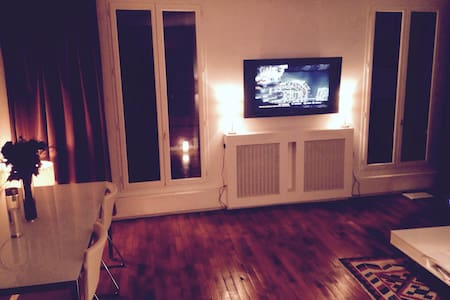 Appartement Luxe Clichy-Paris