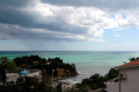 Amazing sea view apartm +Balcony S1 - Ulcinj - Apartment