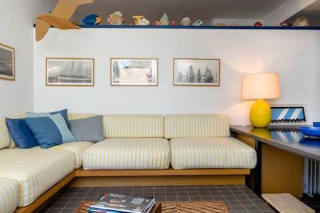 Charming flat in Portofino - Apartamento