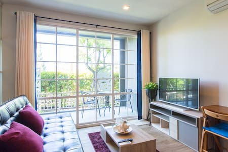 Foreigner Friendly Beach Condo in Hua Hin - Condominium