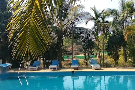 VILLA BY THE SEA GOA - Bed & Breakfast