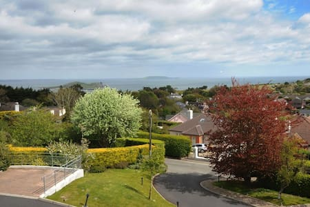 Modern 2 bed apt on Hill of Howth - Howth - Apartment