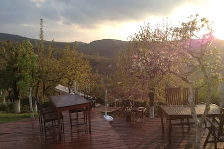 Private Mountain House in Bursa