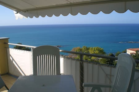 Spectacular view of the sea - Wohnung
