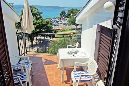Apartment in center of Crikvenica - Crikvenica - Apartamento