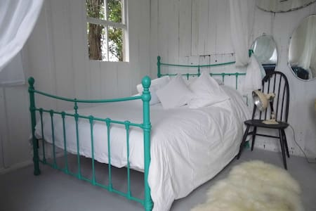 Cool Cabin for Hereford or Hay - Staunton on Wye - Zomerhuis/Cottage