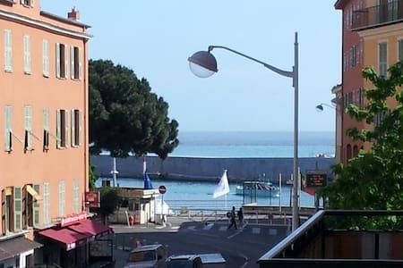 Agréable appartement au Port - Nicea - Apartament