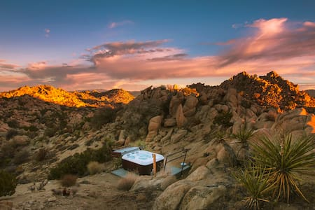 Rock Reach House - Yucca Valley - Talo