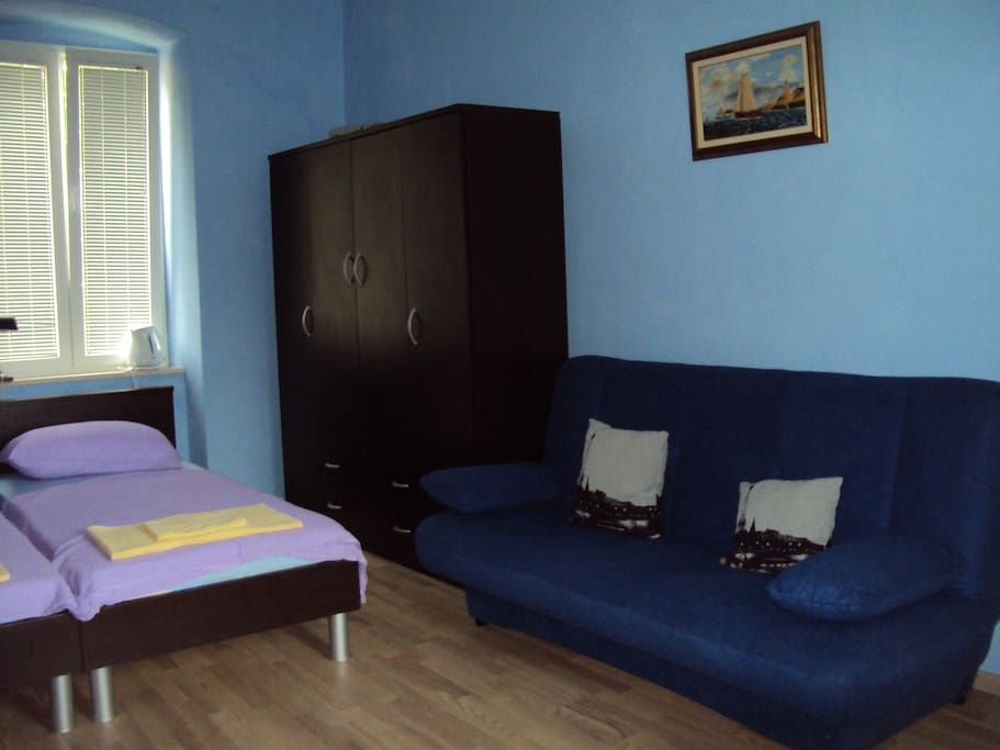 Beautiful room near the Old town