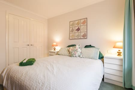 Centre Healesville, comfy queen bed - Haus