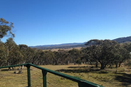 Cottage in Snowies,spectacular view - Berridale - House