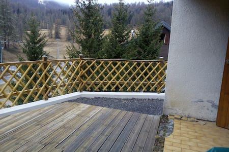 2 pièces montagne à Beuil Les Launes - Apartment