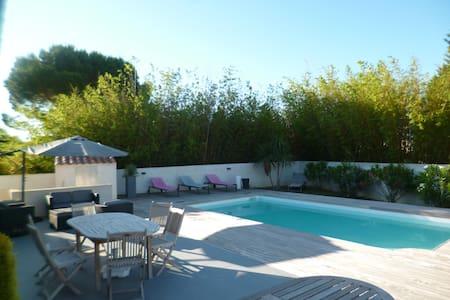 Villa 120m² avec piscine, Gignac, Hérault - Gignac - Villa
