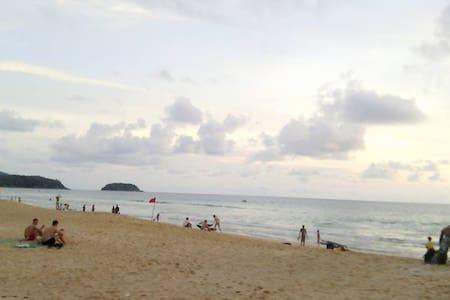 287/1 Patak Road karon beach,Phuket - Karon - Bed & Breakfast