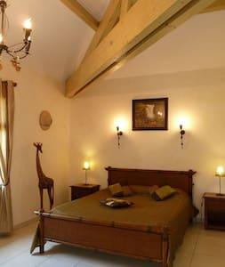 Chambre d'hôtes LES FUYES à Coulon - Bed & Breakfast