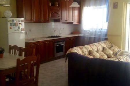 Spacious apartment in Bugibba