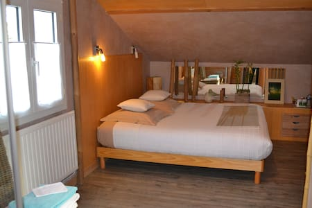 Chambre d'hôtes tout confort B&B - Bed & Breakfast
