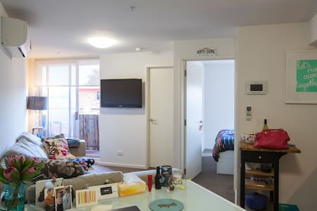 Cosy 1 bedroom apartment near beach - Hampton