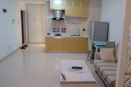 大连开发区北欧假日滨海超值公寓(距海滨浴场0.5KM) - Dalian - Apartment