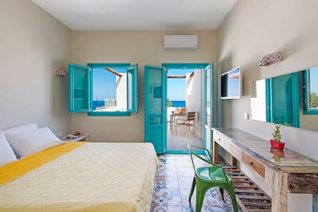 Sea view suite with Jacuzzi - Wohnung