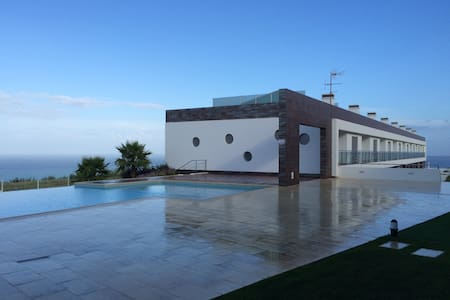 Luxury 4 bedroom ocean front villa - Lourinhã