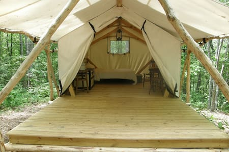 Private Tent in the Mountains - Hartford - Tent