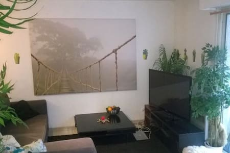 Cosy appartement 50m2 / 100 m tram