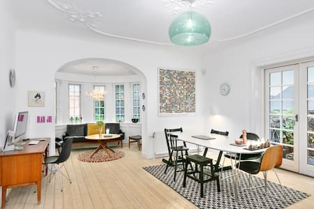 Classic house - only 25 min to CPH