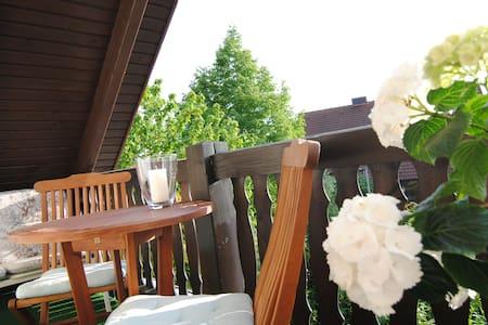 Ferienwohnung Sonne - Bad Windsheim - Apartemen