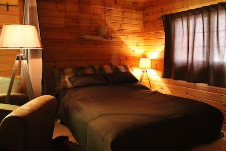 Einfache, aber elegante Hütte - Pondok
