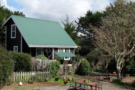 Point Reyes, Cypress Cottage - Cabin