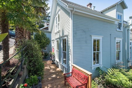 Charming Sausalito Historic Home - Hus