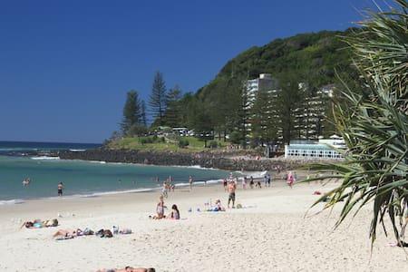 Beachside apartment Gold Coast - Wohnung