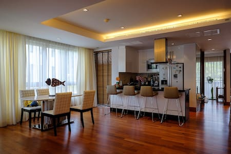 3 bedroom Penthouse near the beach - Apartmen