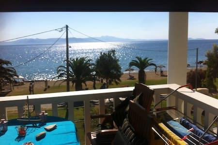Ένας παράδεισος κοντά στην Αθήνα!! - Rumah
