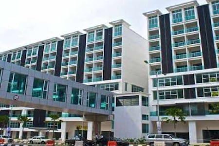 Cliveden@Plaza Damas 3,Sri Hartamas - Társasház